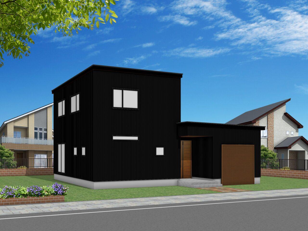 「ビルトインガレージのある家」完成見学会